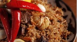 Лучший рис для плова — Дев-зира!
