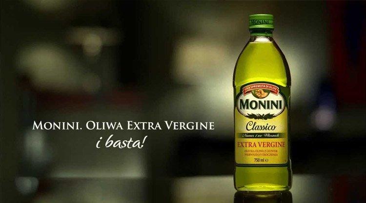 Новинка! Оливковое масло Monini