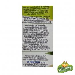 Оливки зелені без кісточок Helcom 900г / 450г