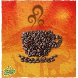 Ефіопія Джима арабіка кава в зернах