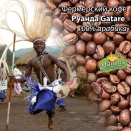 Фермерский кофе Руанда Gatare Lot#24 - NATURAL