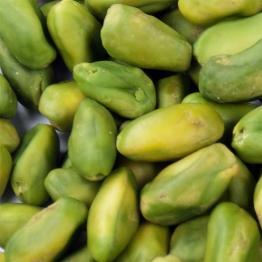 Фісташки зелені (смарагдові) очищені, сирі