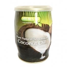 Кокосова олія Хемані натуральне 400мл