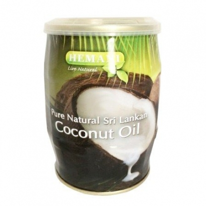 Кокосовое масло Хемани натуральное 400мл
