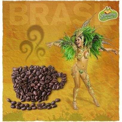Колумбія Ексельсо арабіка кава в зернах