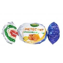 """Конфеты """"Метеорит арахисово-медовый"""""""