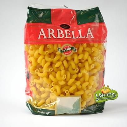 Макароны Арбела Чарльстон из твердых сортов пшеницы 500г (Турция)