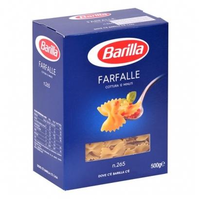 Макароны Barilla №265 Farfalle 500г (бабочки)