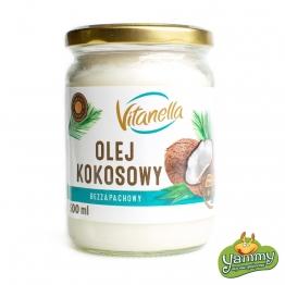 Кокосовое масло рафинированное Vitanella 500мл