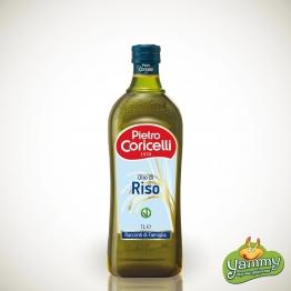 Рисова олія Pietro Coricelli Olio di Riso 1л (не рафіноване)