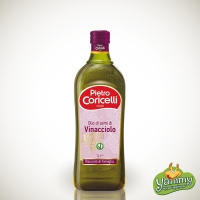 Масло виноградных косточек Pietro Coricelli 1л (не рафинированное)