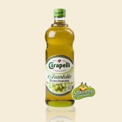 Оливковое масло Carapelli Frantolio (Карапелли) extra vergine 1л