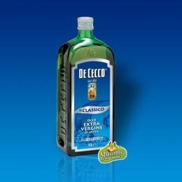 Оливковое масло Classico Extra Vergine Де Чекко 1л