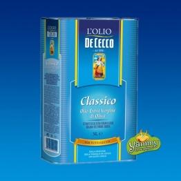 Оливковое масло Де Чекко Classico 3л