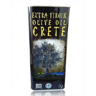 Оливкова олія Екстра Вірджін Греція 5л
