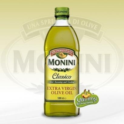 Оливкова олія Класіко Extra Vergine Моніні 1л